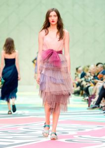 burberry prorsum womenswear spring summer 2015 collection - look 43